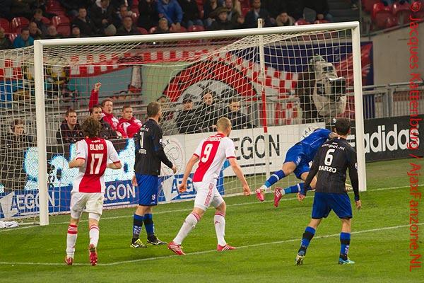 Supportersfotoverslag ajax sc heerenveen ajaxfanzone nl - Tischlerei schone wolfsburg ...