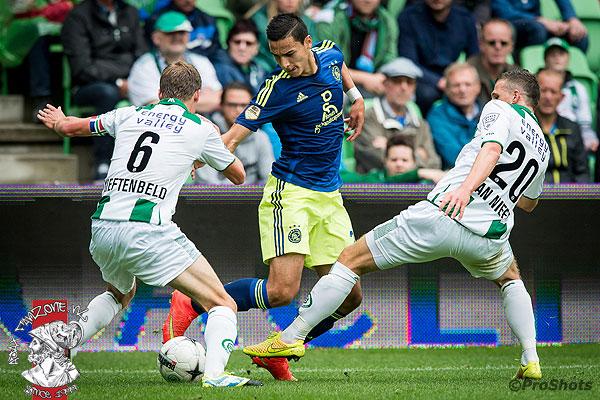 Groningen - AJAX (2-0)