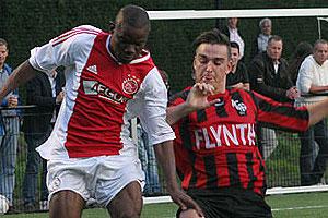 Lucky Ajax weet van geen ophouden (Incl. foto's)